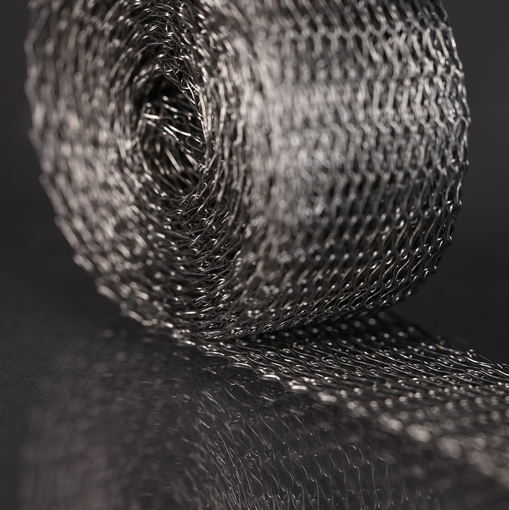 Knitted Wire Mesh Tapes