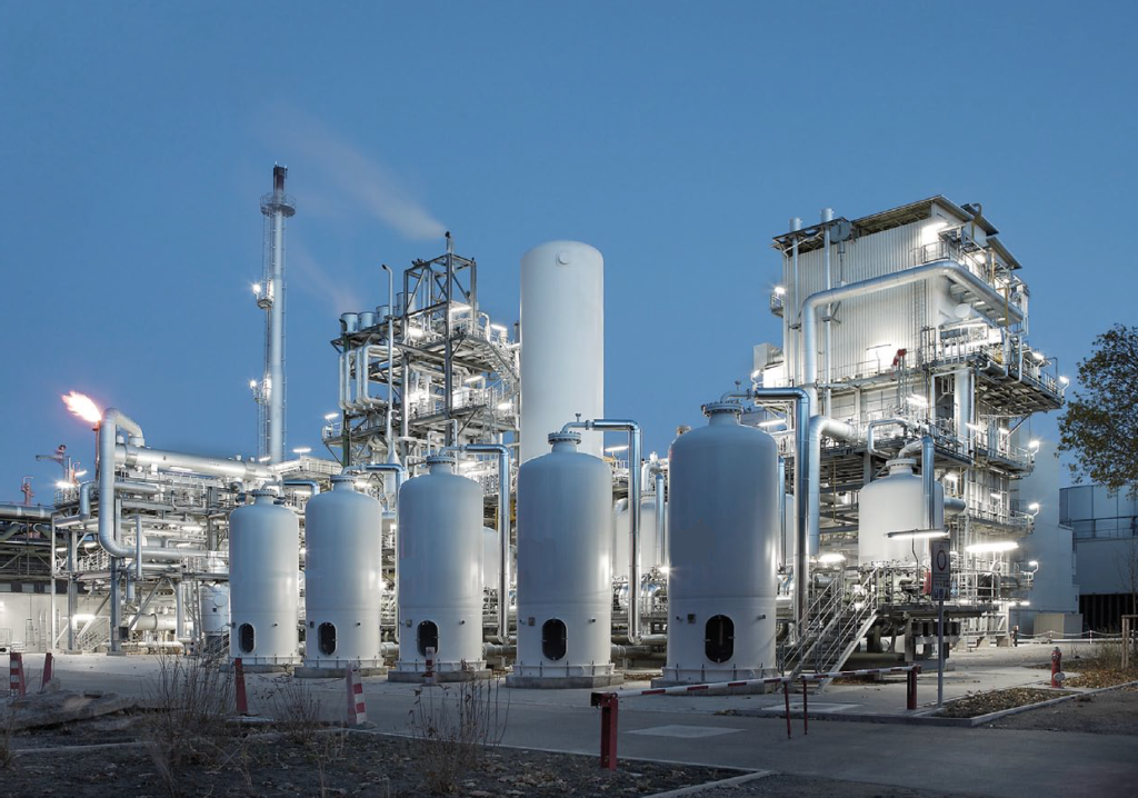Hydrogen Generation Industry