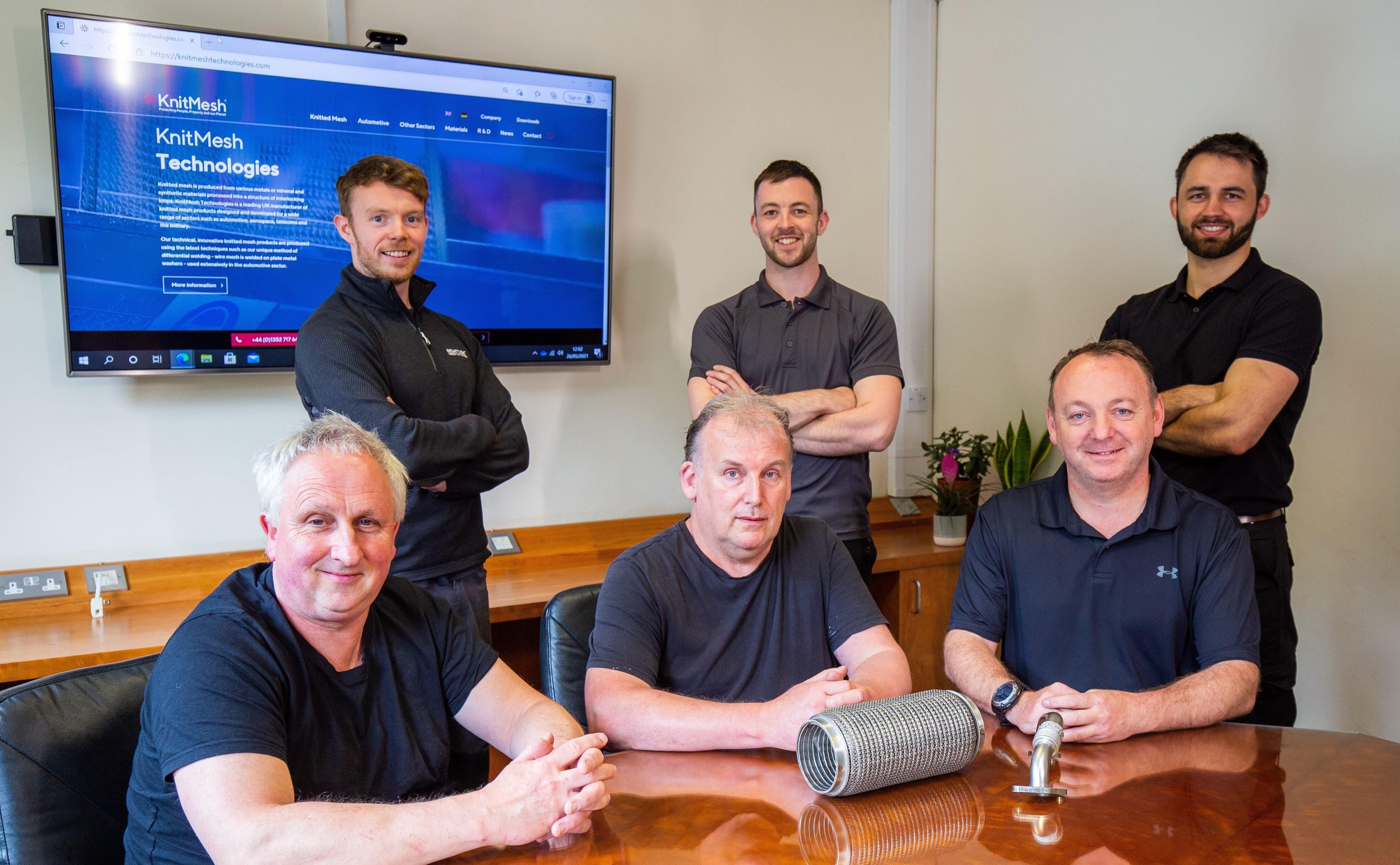 Development Tools at KnitMesh Technologies image